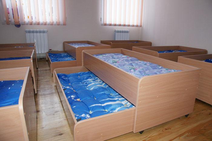 Кровать как в детском саду фото